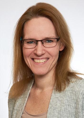 Portraitfoto Judith Hellhammer
